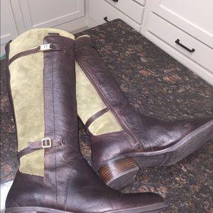 Ladies riding boots